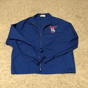 Other - Vintage rare college Louisiana tech jacket size s
